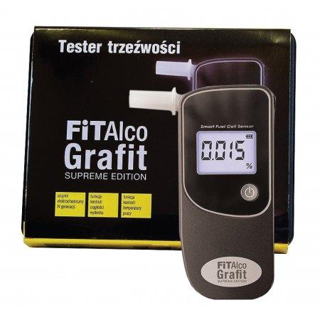 FITalco Grafit + 10szt ustników