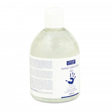 Hand Sanitizer Gel OVER 450ml