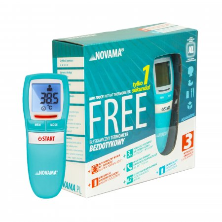 NOVAMA Free Colors Aquamarine