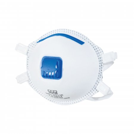 Półmaska FFP3 z zaworem NR QQQ PPE 9980V /opak 5 szt