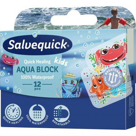 Salvequick Aqua Block Kids