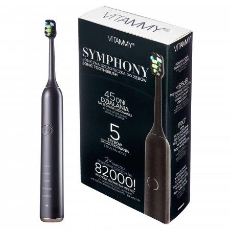 VITAMMY Symphony Black