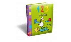 Książeczka dla dzieci 1-2-3 Z GĄSKĄ