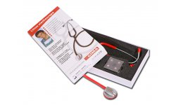 LINUX STETHOSCOPE - red