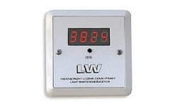 Ultraviol Licznik cyfrowy LW SK