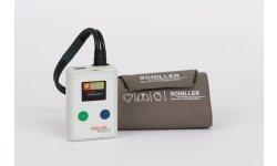 Rejestrator ciśnienia krwi typu ABPM BR-102 plus z PWA – z analizą fali tętna