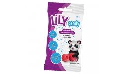 Drażetki LiLY Candy z zestawem 10 witamin-15 sztuk