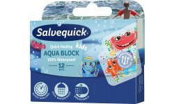 Salvequick Aqua Block Kids