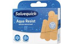 Salvequick Aqua Resist -22 szt