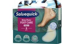 Salvequick Foot Care Blister-6 sztuk