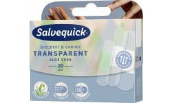 Salvequick Transparent AloeVera