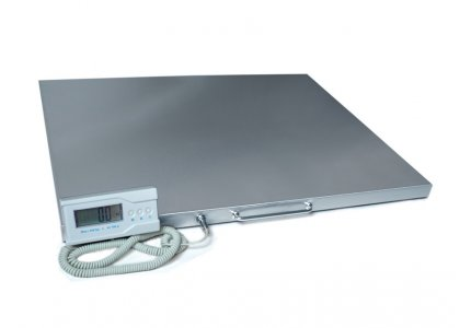 DIGITAL VET SCALE - stainless steel platform