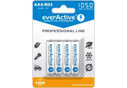 everActive Professional Line R03 AAA