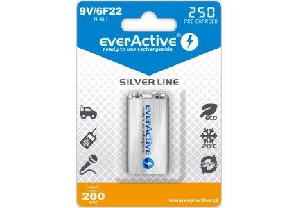 everActive Silver Line 9V/6F22