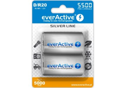 everActive Silver Line R20/D
