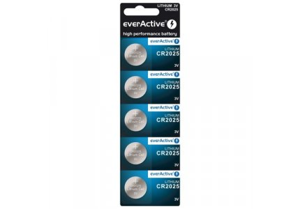 everActive CR2025