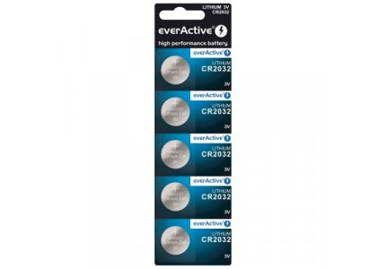 everActive CR2032