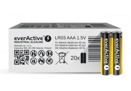 everActive LR03/AAA Industrial Alkaline