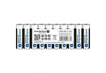 everActive LR6/AA Pro Alkaline 10 szt