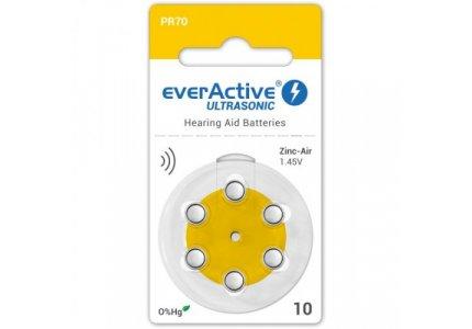 everActive Ultrasonic 1,45 V rozmiar 10