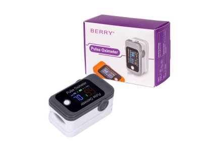 Pulsoksymetr Berry BM1000C z Bluetooth