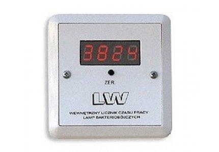 Ultraviol Licznik z wyświetlaczem LW