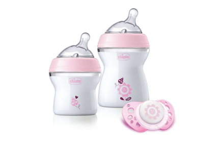 Chicco Zestaw do karmienia dla niemowląt 0m+