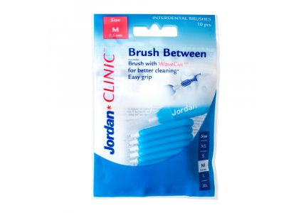 Jordan Clinic Brush Between-M 0.6 mm