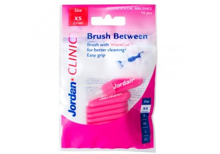 Jordan Clinic Brush Between-XS 0.4 mm