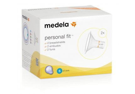 Medela Lejki PersonalFit 2szt-S