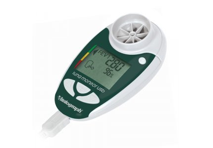 VITALOGRAPH Respiratory Lung Monitor USB