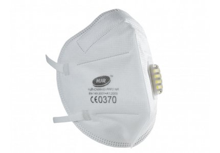 Półmaska FFP3 HJR CN99-03 z zaworem
