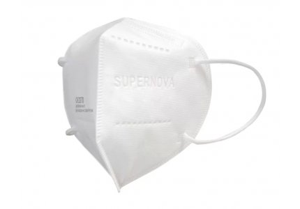 SUPERNOVA-P2/1szt Półmaska filtrująca FFP2