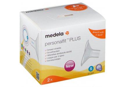 MEDELA Personal Fit Plus rozmiar S (21mm)/ 2 szt.