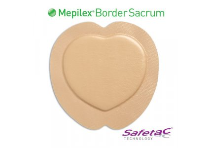 MOLNLYCKE Mepilex Border Sacrum