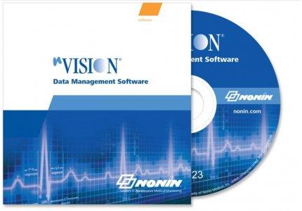 NONIN Oprogramowanie nVision