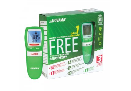 NOVAMA Free Colors Fresh Green