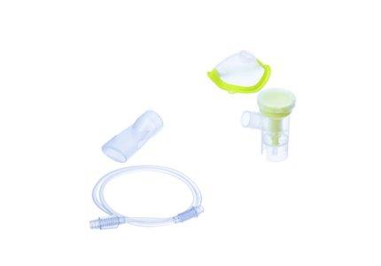 Zestaw do nebulizacji z małą maską i ustnikiem