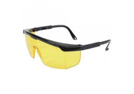 Okulary ochronne żółte rozjaśniajace SG2612