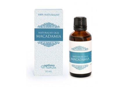 Olej do skóry macadamia