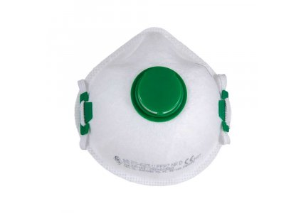 Półmaska filtrująca  FS-623V FFP2 NR D