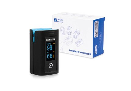 Pulsoksymetr Creative PC60FW Bluetooth i Alarm