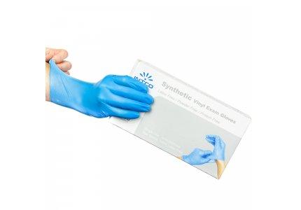 INTCO SYNMAX rękawice winylowo-nitrylowe PF r. XL