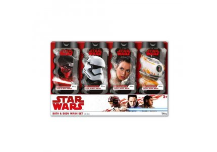 Star Wars Bath & Body Wash Gift Set