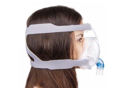 Maska do aparatu CPAP/BiPAP/NIV bez portu wydechowego TOPSON BMC