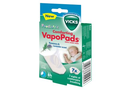 VICKS Pediatric VapoPads