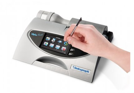 Spirometr VITALOGRAPH ALPHA Touch with Vitalograph Reports PDF software