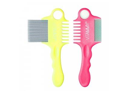 VITAMMY Fino yellow/pink