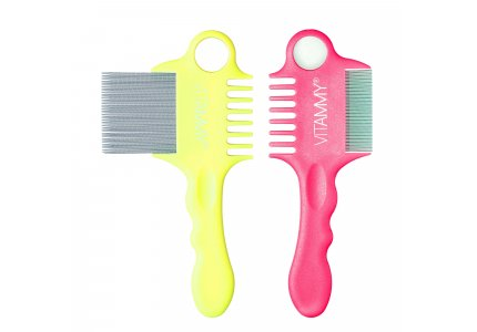 Vitammy Fino Kolor yellow/pink