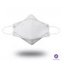 Maska, Certyfikowana półmaska filtrująca FFP2 EN149:2001 z grafenem BMSS Willow Leaf-Shaped 1 szt